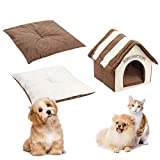 Yuzhijie pet Products Summer Nest can be Four Seasons pet pet small Dog warm Nest pad can be Removed and Washed Autumn and Winter