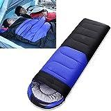 huihui Isomatte Outdoor-Camping-Schlafsack Splicing Indoor Cotton Schlafsofa, Größe: 210x80cm Gewicht: 2,2 kg (Color : Blue)